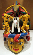 Masque Gèlède - Bénin