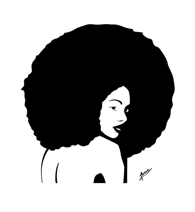 avatar afro