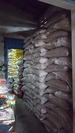 Stock de riz ©No Fake In My News
