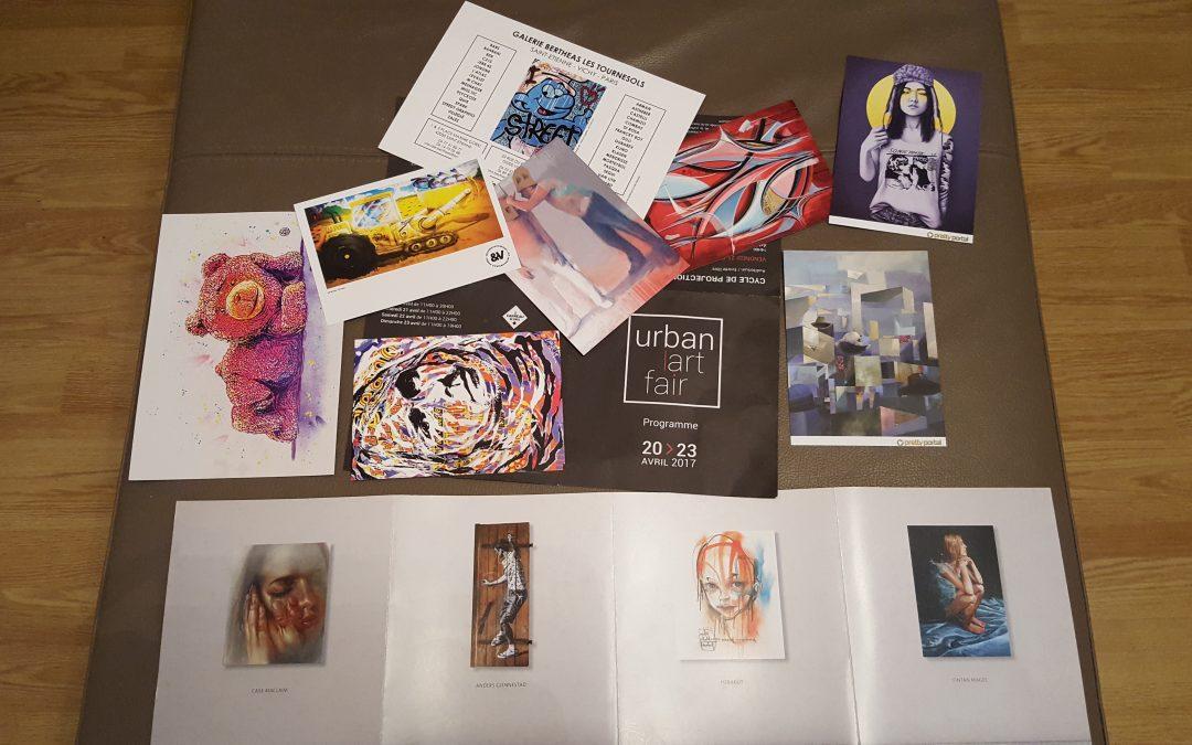 Urban Art Fair : 4 petits jours et puis s'en va?