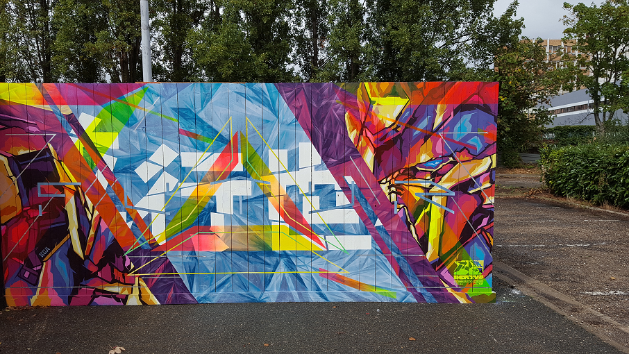 Serty31 - Street Art Park 2017 - ©No Fake In My News