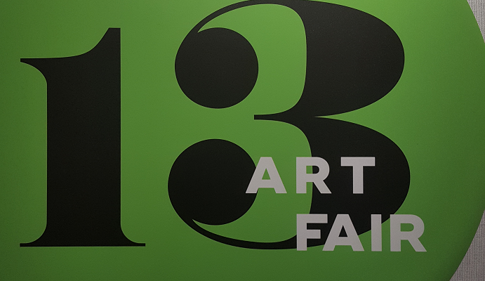 13 Art Fair sur les Docks