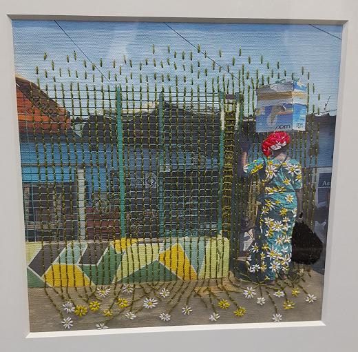 Oeuvre de Johana Choumali
