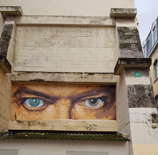 """In the eyes"" par Big Ben - ©No Fake In My news"