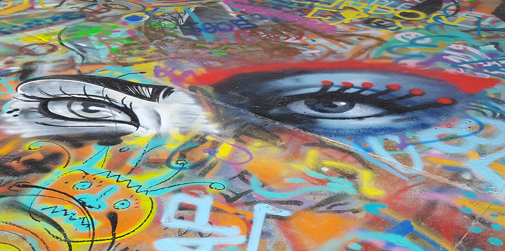 Regardez l'art dans les yeux !