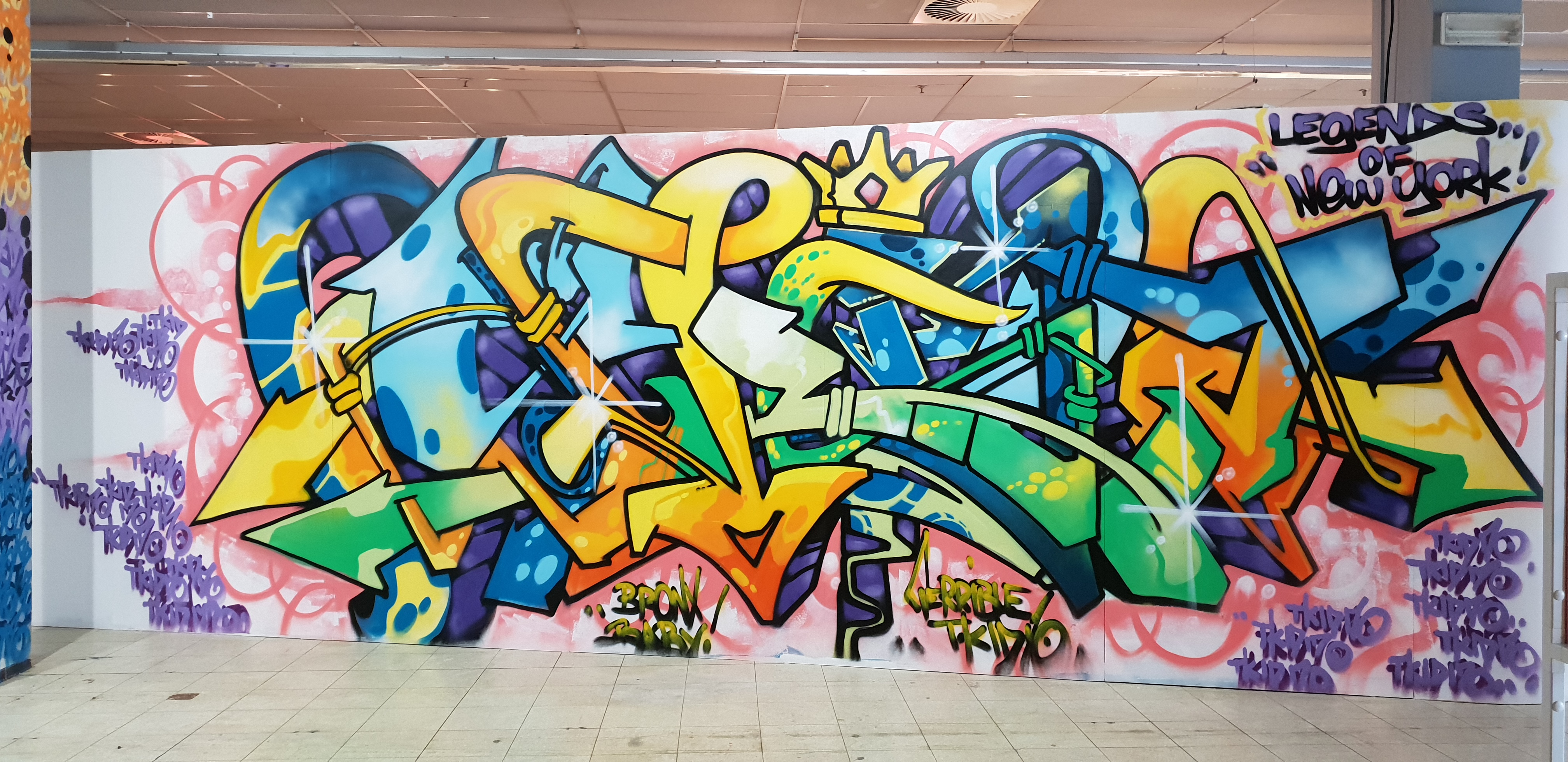 T-KID 170 (Cavero Julius)- Strokar Inside 2018 - ©No Fake In My News
