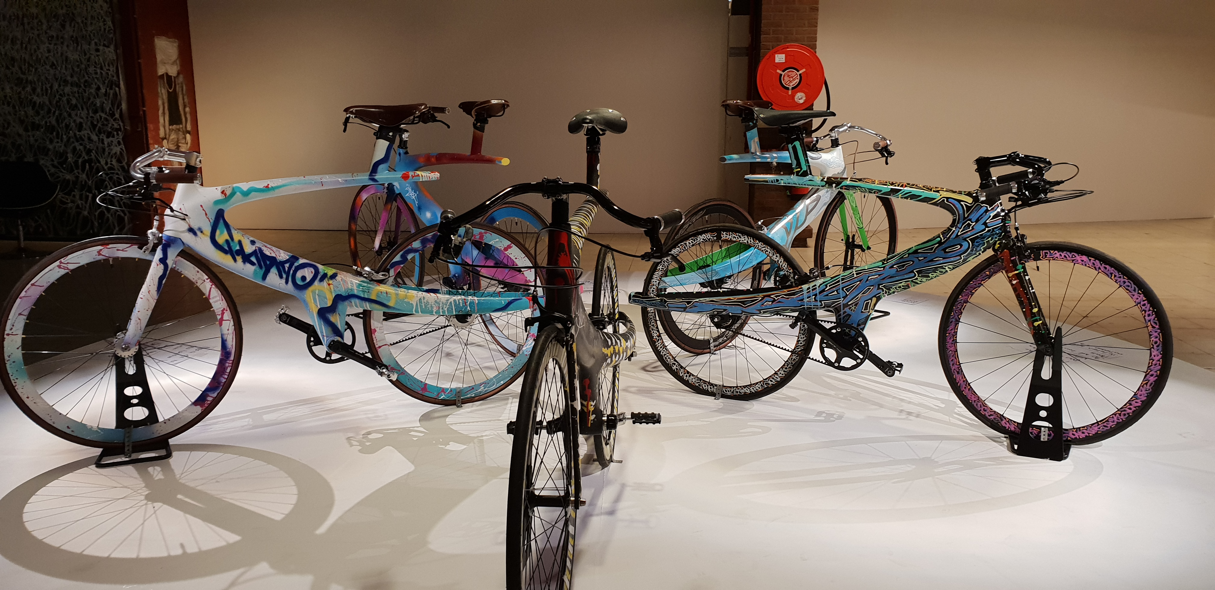 Velos customisés - Strokar Inside 2018 - ©No Fake In My News