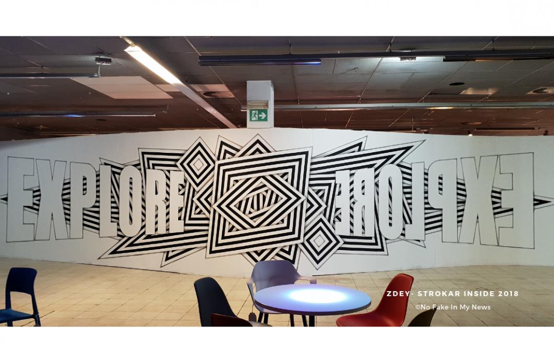 Strokar Inside : nouveau temple des arts urbains à Bruxelles