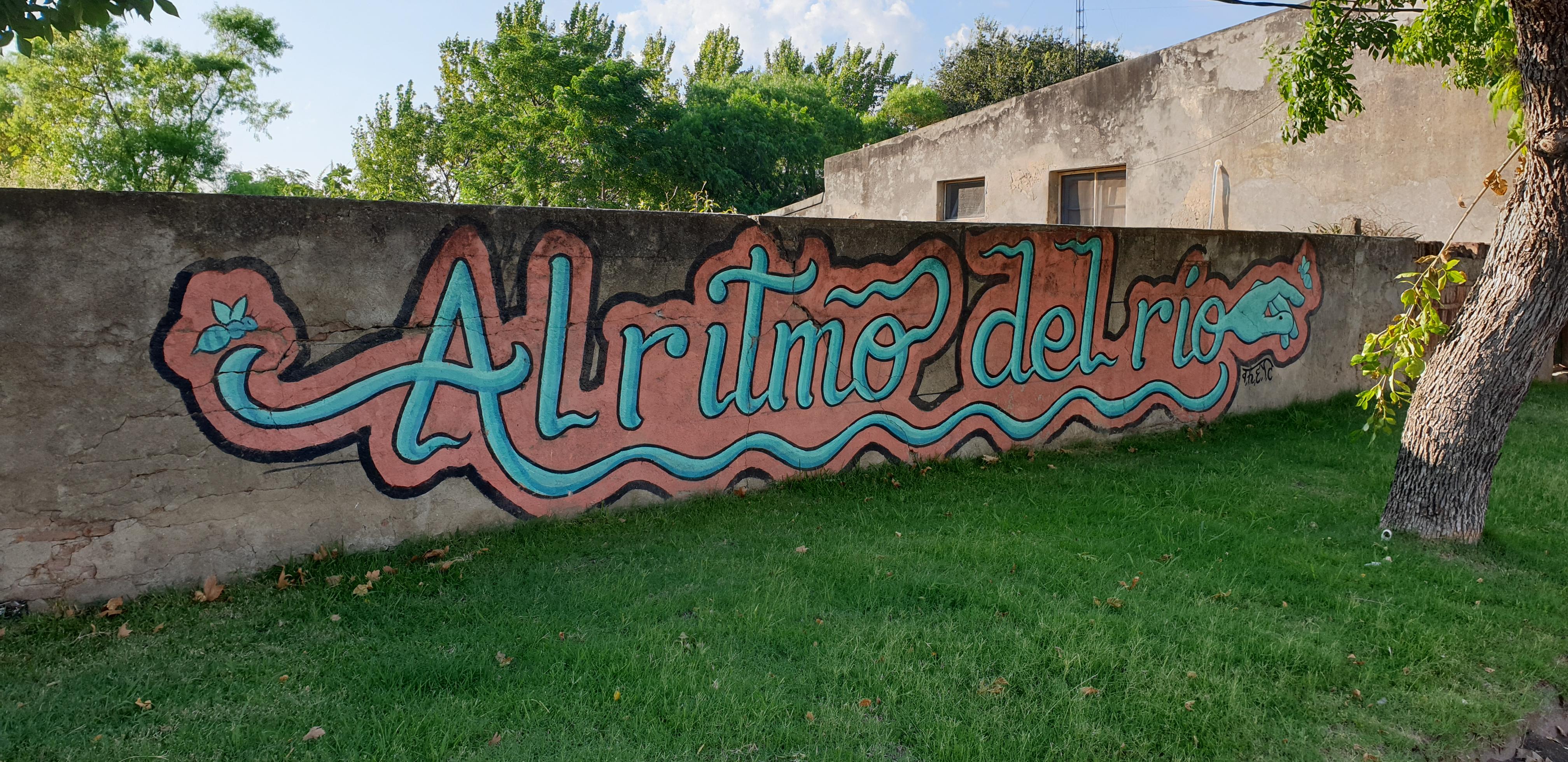 Mur réalisé par le collectif Licuado - Villa Soriano- Uruguay 2020 - ©nofakeinmynews.com